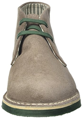 Lumberjack Gable - zapatos - Derby Hombre Beige (Taupe/Green)
