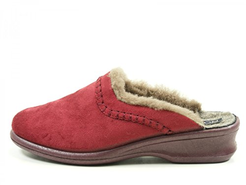 Rohde 2510 - Pantuflas Mujer rojo - rojo