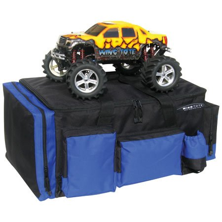 Hpi Carrying Bag (Deluxe Truck Tote Blue: LST XXL)