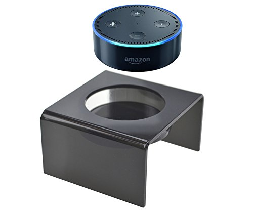 Free X-super Acrylic Speaker Stand for Amazon Echo Dot