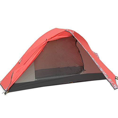 YANKK Dome Tent Camping tent, Beach Tent Outdoor Travel Windproof Waterproof Awning Tent Ultralight Outdoor Folding…