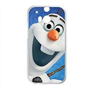 Frozen happy snow baby Cell Phone Case for HTC One M8