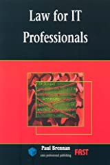 Law for IT Professionals Paperback