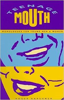 Book Teenage Mouth