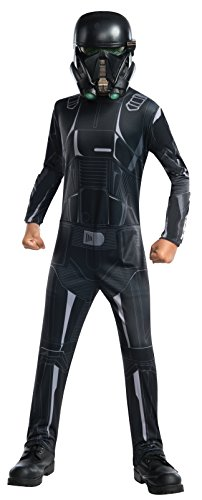 Rubie's Kids Star Wars Movie Death Trooper Costume ()