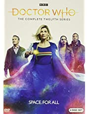 Doctor Who: The Complete Twelfth Series (DVD)