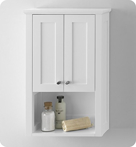 "Ronbow Modular 30"" x 19"" Wall Mounted Cabinet Finish: White"
