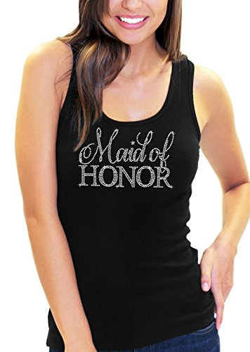Rhinestone Honor Bridal Womens Bachelorette