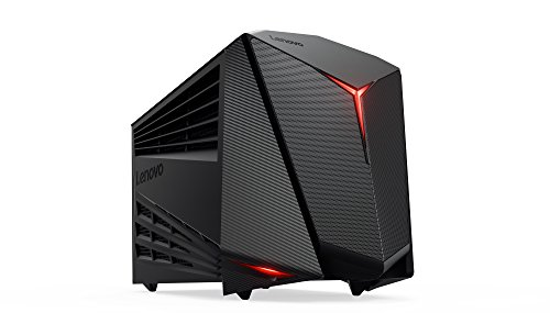 Lenovo Ideacentre Y710 Cube Desktop (Intel Core i5-6400, 16GB GDDR5, 1TB HDD + 128GB SSD, 8000, Windows 10) 90FL0016US