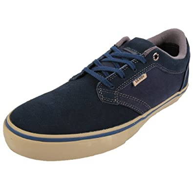 a358c0290915 Vans Type II Navy Warm Grey 42  Amazon.co.uk  Shoes   Bags