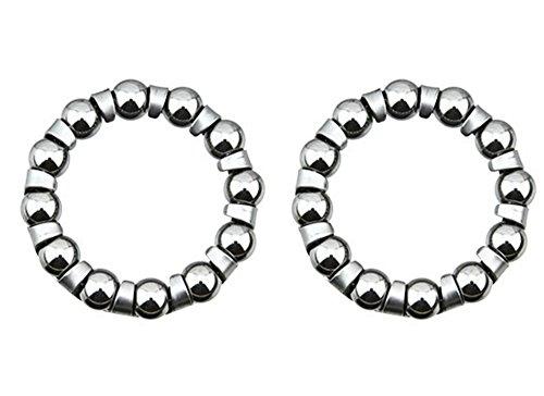 Lowrider 2-1 Piece Crank Bearing 5/16'' ball size x 12 balls. Set of bearing. Pair of bearings. for bicycle crank, bike crank, bikes by Lowrider