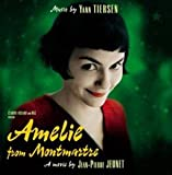 Amelie by Soundtrack [Yann Tiersen] (2001-07-22)