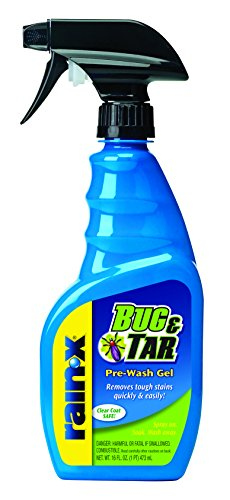 Rain-X 620107 Bug and Tar Defense Pre-Wash Gel-16 Oz, 16. Fluid_Ounces