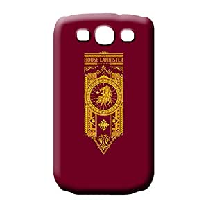 samsung galaxy s3 Slim Hot Style Hot Style cell phone case house lannister