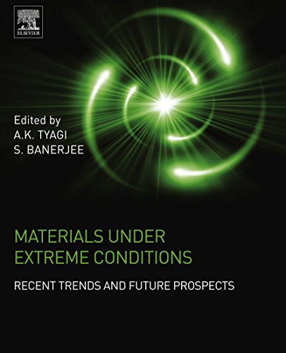 Materials Under Extreme Conditions: Recent Trends and Future Prospects