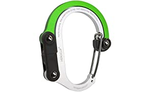 HEROCLIP Versatile Clip(Medium)|Non-Locking Carabiner | Hang Anything, Anywhere