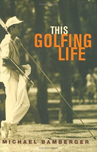 book cover of This Golfing Life