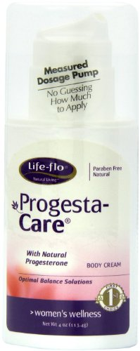 Life-Flo Progesta-Care Cream - 4 oz (Pack of 2)