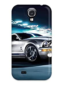 Fashionable Style Case Cover Skin For Galaxy S4- Ford Mustang Shelby by lolosakes
