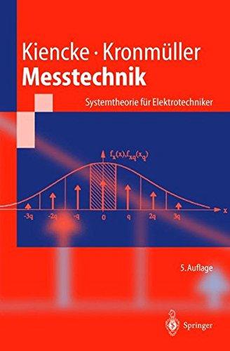 Messtechnik: Systemtheorie für Elektrotechniker