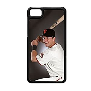 Generic Creativity Phone Cases For Children For Blackberry Z10 With Buster Posey Choose Design 5