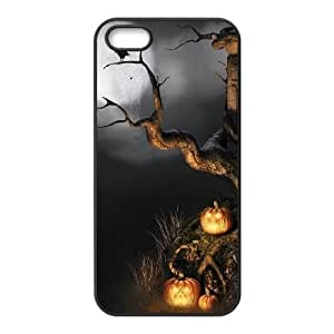 iPhone 4 4s Cell Phone Case Black Halloween scene Isayp