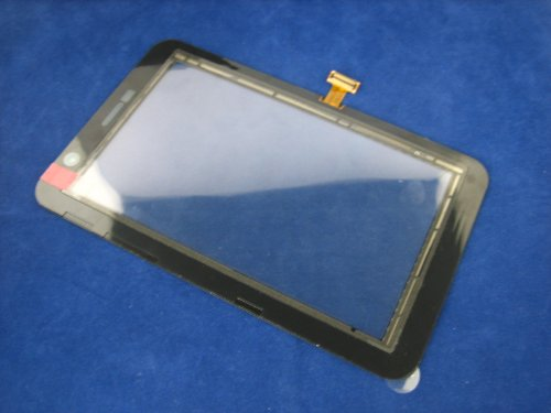 Samsung Galaxy Tab 7.0 Plus GT-P6200 Black Touch Screen D...
