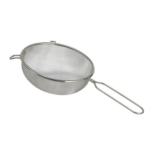 (IKEA - IDEALISK Strainer, stainless steel)
