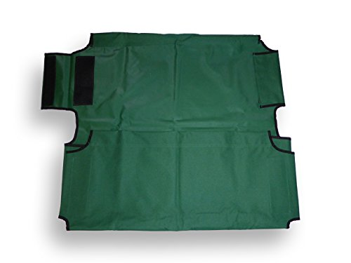 HDP Dog Elevated Pet Bed Velcro closure Cot Replacement Size:COVER Only XLarge by HDP