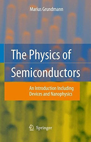The Physics of Semiconductors: An Introduction Including...