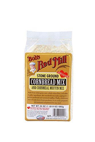corn bread mix organic - 8
