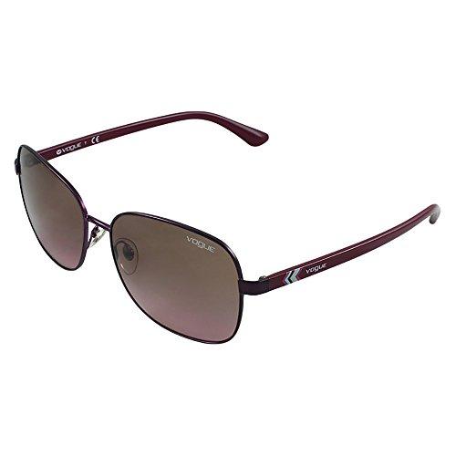 Vogue Women's Rectangle Metal - Fastrack New Sunglasses