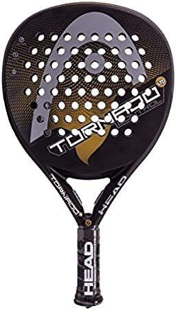 Pala De Padel Head Graphene Tornado Control Ltd Gold