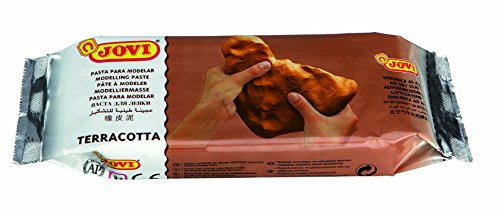 g Clay; 1.1 lb. Terracotta, non-staining, perfect for Arts and Crafts Projects ()