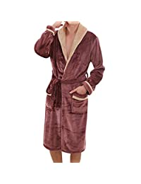 30c32d55e2 Amazon.ca  Brown - Robes   Sleep   Lounge  Clothing   Accessories