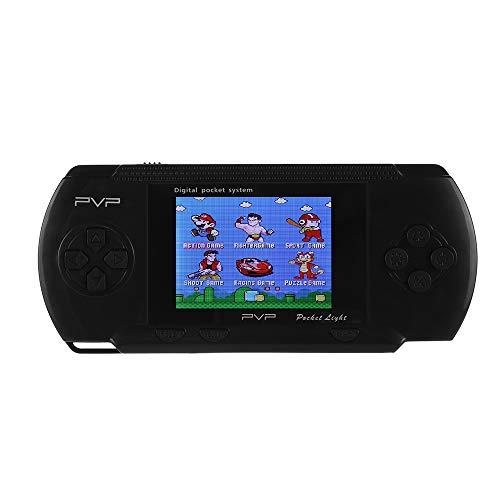 Cywulin Retro Mini Handheld Video Game PVP Console Player Ga