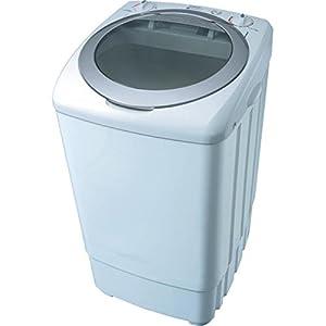 Syntrox Germany A 9 Kg Waschmaschine mit Pumpe und Schleuder...