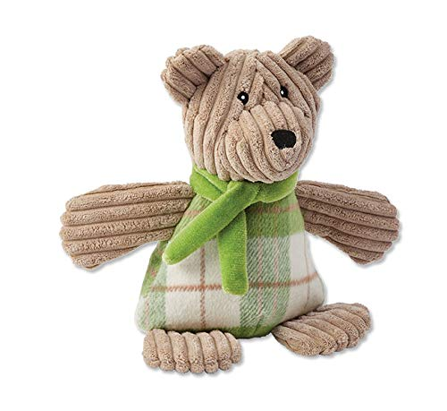 (Orvis Animal Buddy Squeaky Toy Farm Buddies Squeaky Toy, Bear Cub )