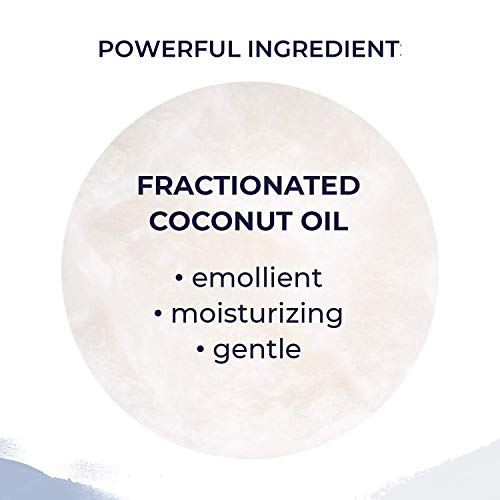 Organic Fractionated Coconut Oil for Skin - 100% Pure for Face and Body - Best MCT Moisturizer For Dry Skin, Hair, Nails, and Lips - Brightens, Reduces Wrinkles, and Evens Skin Tone