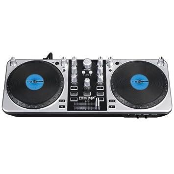 Controlador DJ Gemini FirstMix I/O USB-Midi: Amazon.es ...