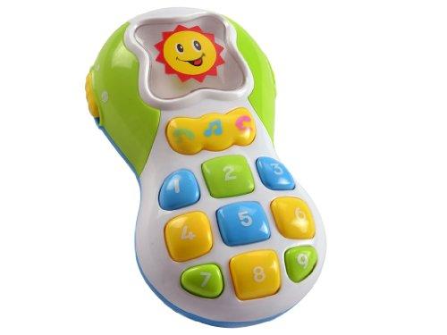 Mee Mee Musical Treat Phone, Multi Color