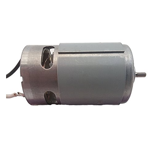 BestTong RS-550s 18v (6v - 24v) DC Motor - High Power Torque for DIY Electric/Electronic Projects, Drills, Robots, RC Vehicals, Remote Controlled Cars/Robot, Saw Repair/Replacement Engine and More by BestTong (Image #1)