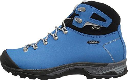 Asolo Women's Thyrus GV Hiking Boots Sea Blue/Black - 9.5