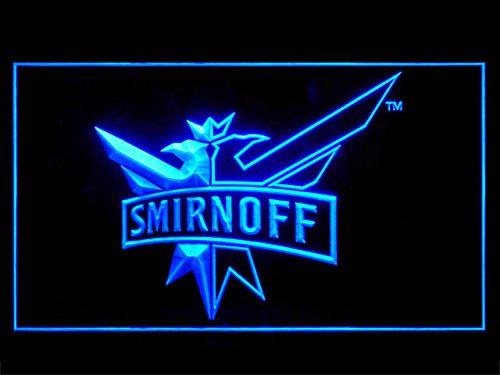 Smirnoff Vodka Bar Pub Led Light Sign