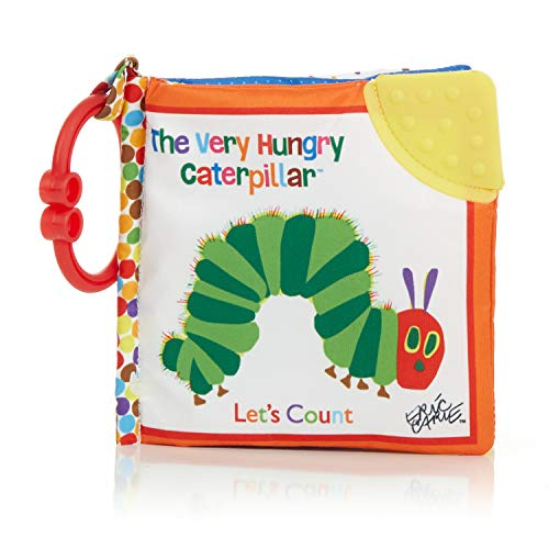 World of Eric Carle, The Very Hungry Caterpillar Let's Count