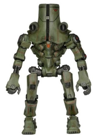 NECA Pacific Rim Series 3 'Cherno Alpha' Jaeger Action Figure (7' Scale)