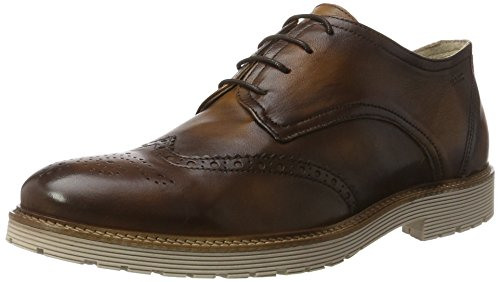 Shoes Dover Uomo Braun Marrone Stringate Brouge Scarpe Marc SzTFa8z