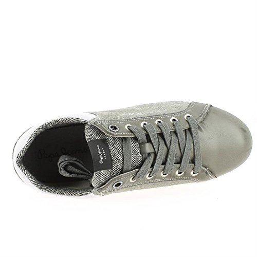 Homme North Jeans Dapple Sneakers Pepe Mix Gris Basses 5AvXfqw
