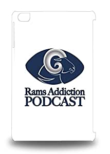 Sanp On Case Cover Protector For Ipad Mini/mini 2 NFL St. Louis Rams ( Custom Picture iPhone 6, iPhone 6 PLUS, iPhone 5, iPhone 5S, iPhone 5C, iPhone 4, iPhone 4S,Galaxy S6,Galaxy S5,Galaxy S4,Galaxy S3,Note 3,iPad Mini-Mini 2,iPad Air )