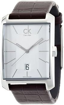 Calvin Klein Window Men's Quartz Watch